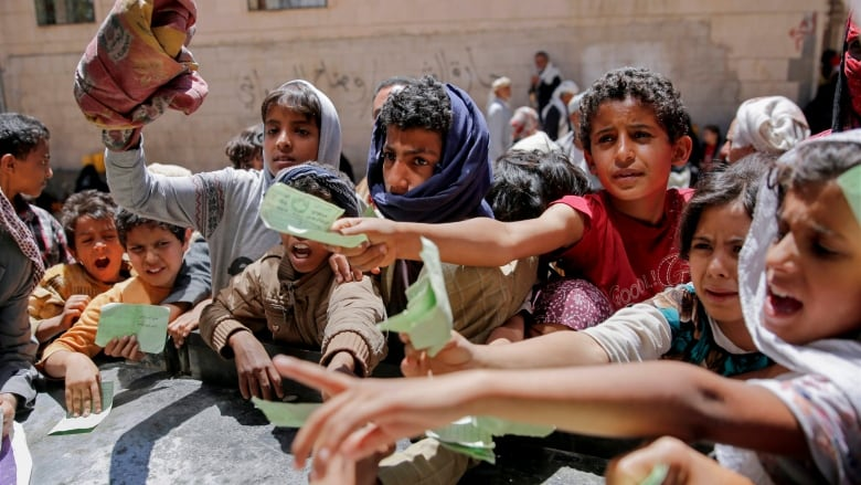UN threatens to cut off food aid to Yemen amid ongoing evidence Houthis are stealing it