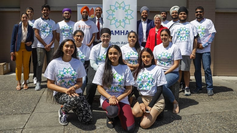 No shame: South Asian youth program gets $112K to fight stigma