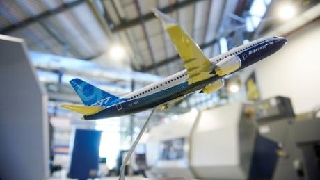 UK BOEING 737 Max