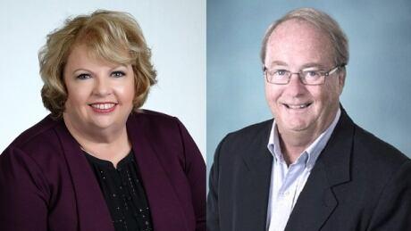 Brenda Locke, Doug McCallum