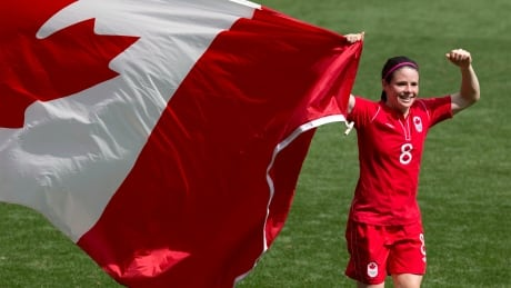 Diana Matheson and the biggest goal in Canadian soccer