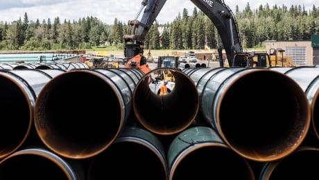 Trudeau cabinet approves Trans Mountain expansion project
