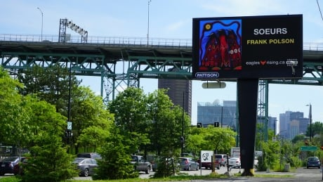 National billboard campaign honours missing and murdered Indigenous women