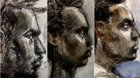 Shaquille Miller, Abdikarim Kerow, Thainto Toussaint