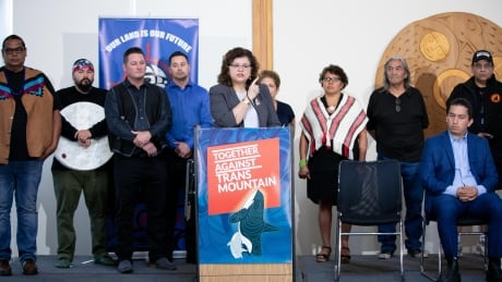 Tsleil-Waututh Nation to appeal Trans Mountain expansion once again