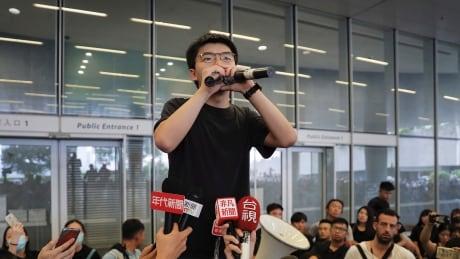 Hong Kong Dissident Release