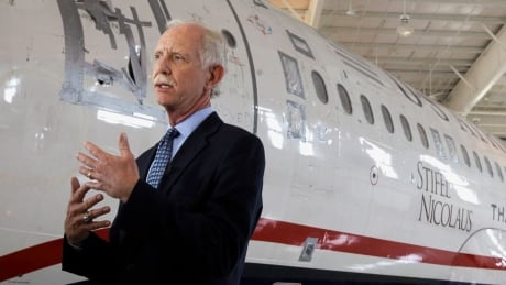 Congress Boeing Plane