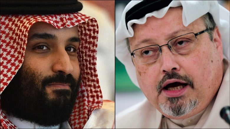 U.S. bans entry to 76 Saudis over Khashoggi killing, sanctions elite unit