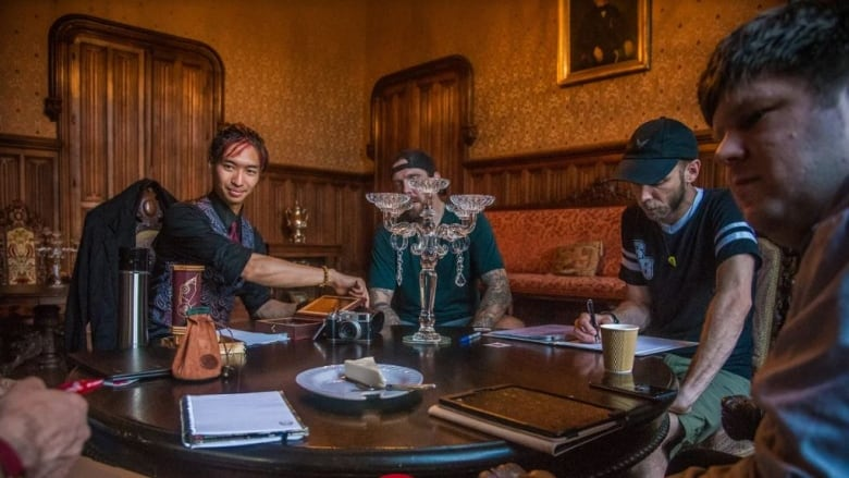 D&D in a Castle: Edmonton woman becomes 'dungeon master' for new gaming retreats