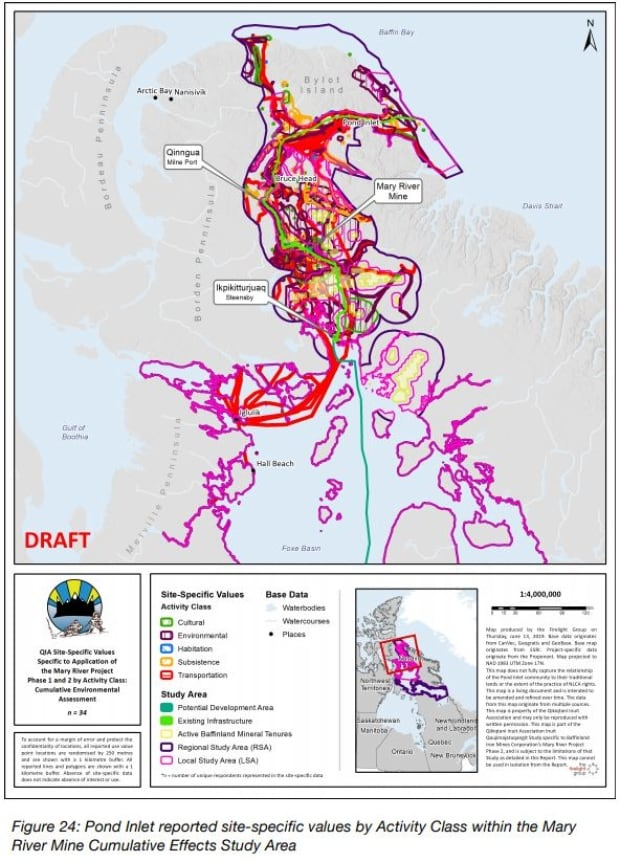 North Baffin community loses trust in Baffinland over