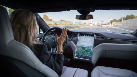 Whats in a name? When it comes to trusting self-driving technology, a lot