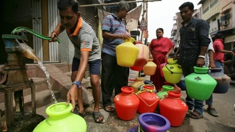 INDIA-WEATHER/WATERCRISIS