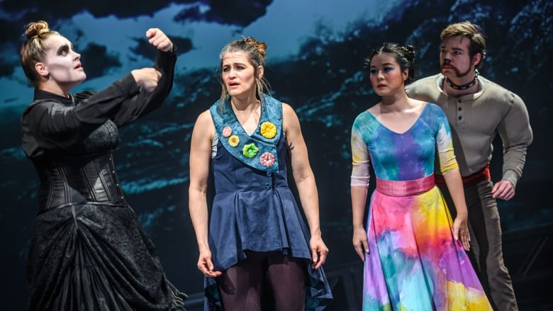 Seeing music: Groundbreaking deaf musical The Black Drum aims to astound audiences