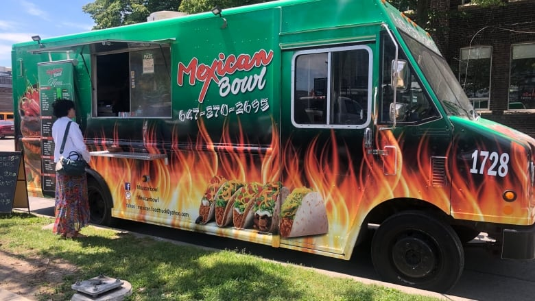 Ease restrictions that cost thousands of dollars, food truck