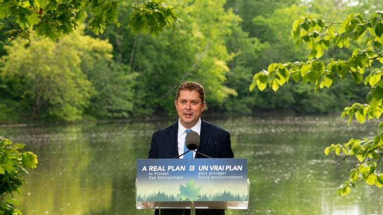 Andrew Scheer's climate plan leaves a lot to voters' imaginations
