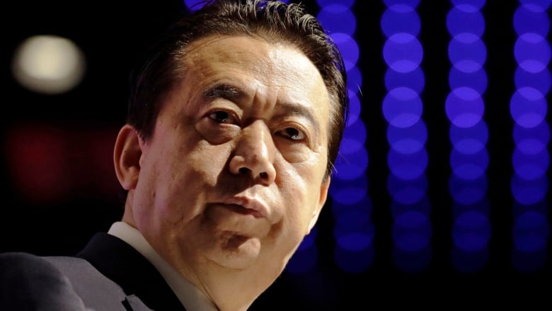 China says former Interpol chief has confessed in bribery case