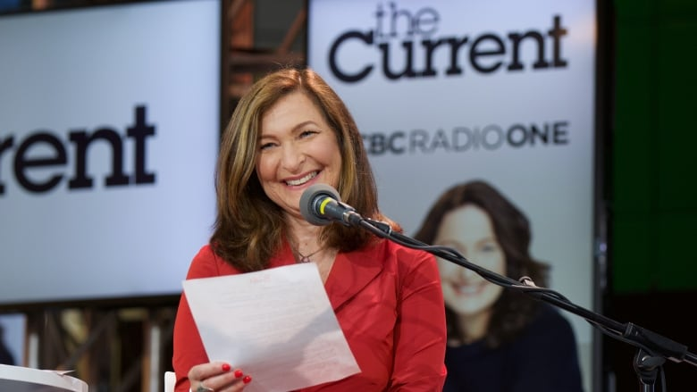 Anna Maria Tremonti hosts her final edition of The Current