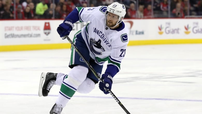 Vancouver signs defenseman Alex Edler to 2-year extension