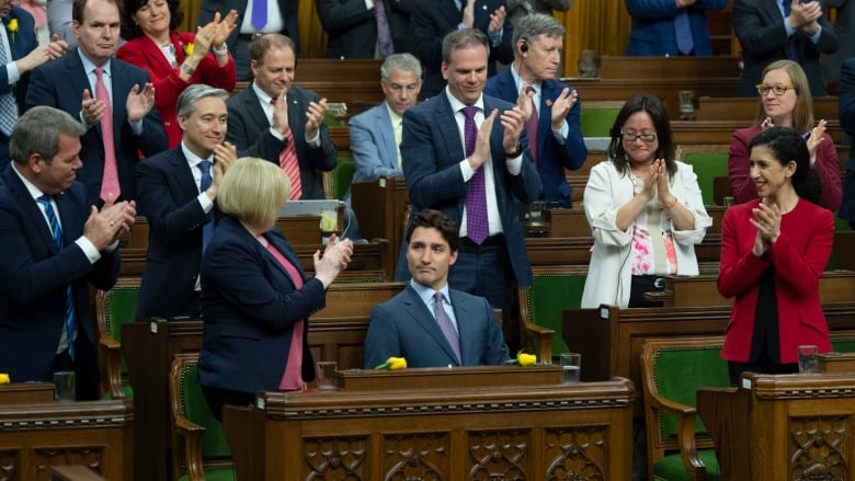 House of Commons rises for what could be the last time before the election
