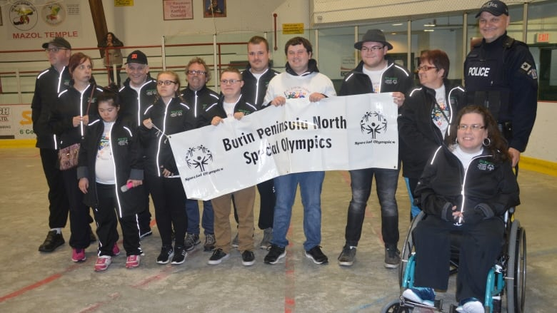 Marystown hosts N.L. Special Olympics track and field event
