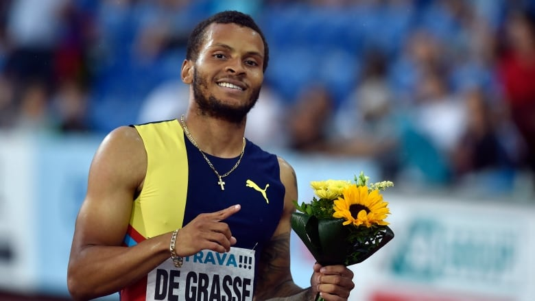 Andre De Grasse keeps rolling as another 200m season-best good for gold