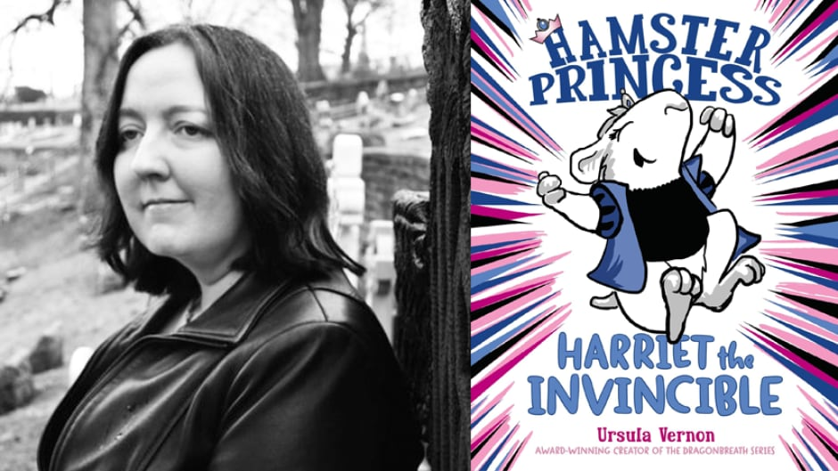 Hamster Princess: Harriet the Invincible | CBC Books