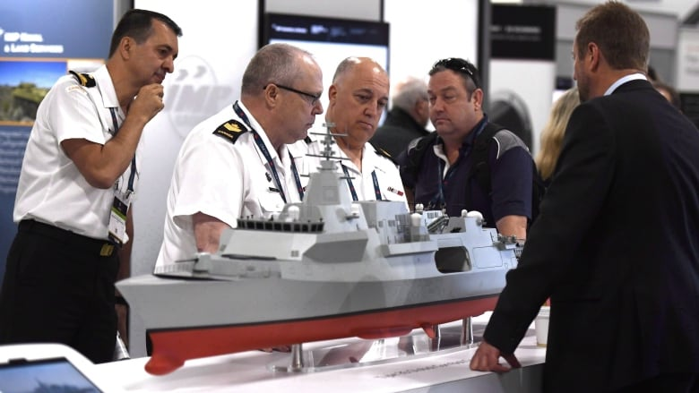 How much will Canada's new frigates really cost? The navy is about