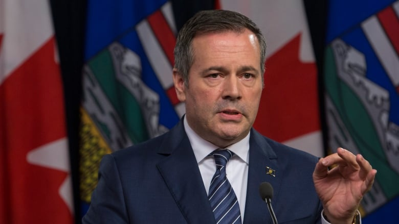 Jason Kenney to hold elections for Alberta Senate seats   CBC News