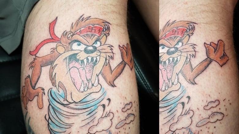 Regina Tattoo Artist Criticized After Posting Tattoo With