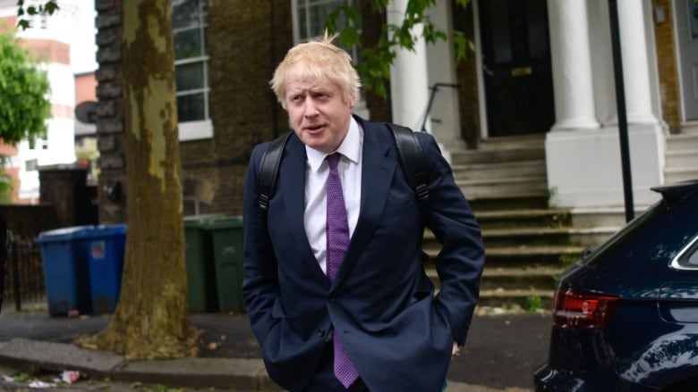 Boris Johnson Says Conservatives Don T Want To Hear Why Police Were