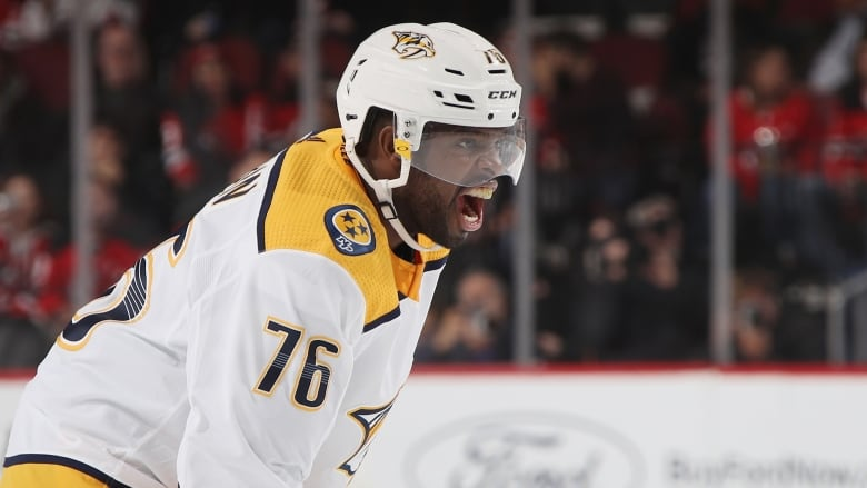info for b62b1 cb819 P.K. Subban excited to team with Hall, Hughes, Hischier in ...