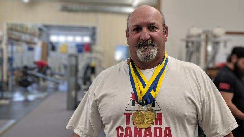 61-year-old Windsor trucker breaks world records in