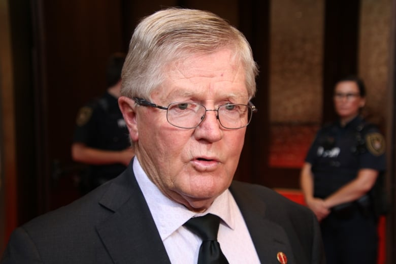 Speaker rejects Tory request for Senate to resume sitting, says it's not in the public interest