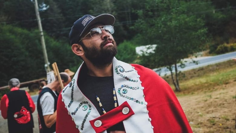 Haida man aims to save endangered language through educational podcast