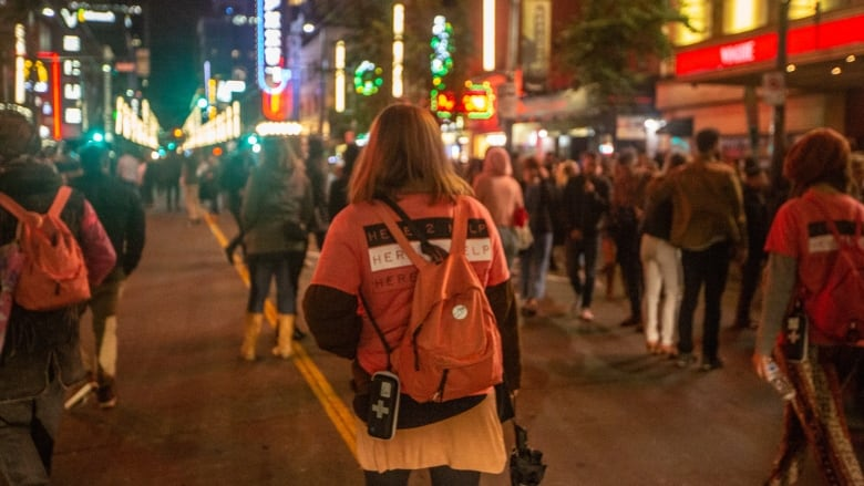 Making the Granville strip safe: Nighttime safety program in need of funding