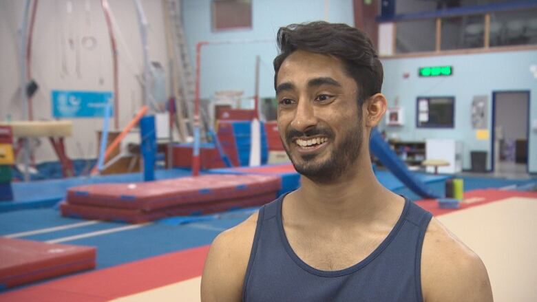 Neuroscience student stunned to join Team Canada's gymnastics squad