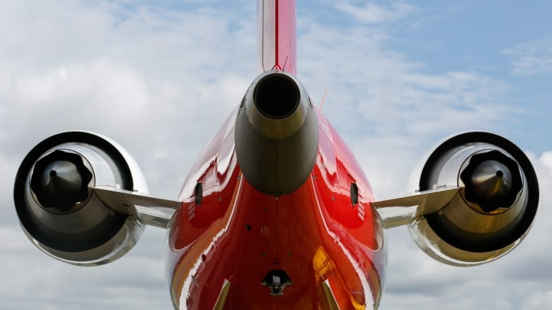 Bombardier sells CRJ regional jet program to Mitsubishi for $550M