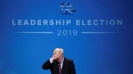 Boris Johnson leadership