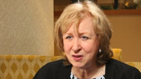 Kim Campbell Power Lunch
