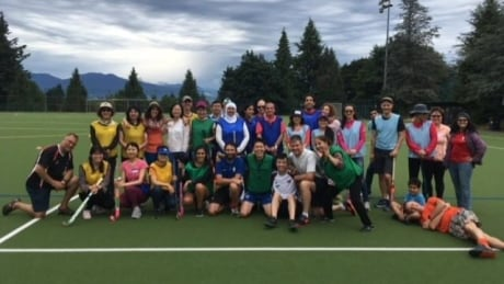Vancouver Hawks field hockey club welcomes refugees and immigrants for 125th anniversary