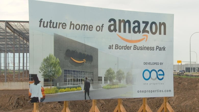 Super 120 Million Edmonton Area Amazon Warehouse To Open Next Complete Home Design Collection Papxelindsey Bellcom