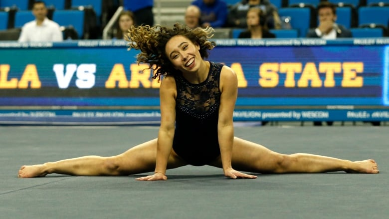 932669a29a86 Viral sensation Katelyn Ohashi ready for gymnastics pro debut
