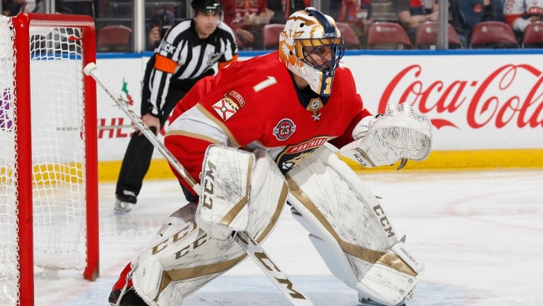 Roberto Luongo Retires After 19 Year Nhl Career Cbc Sports