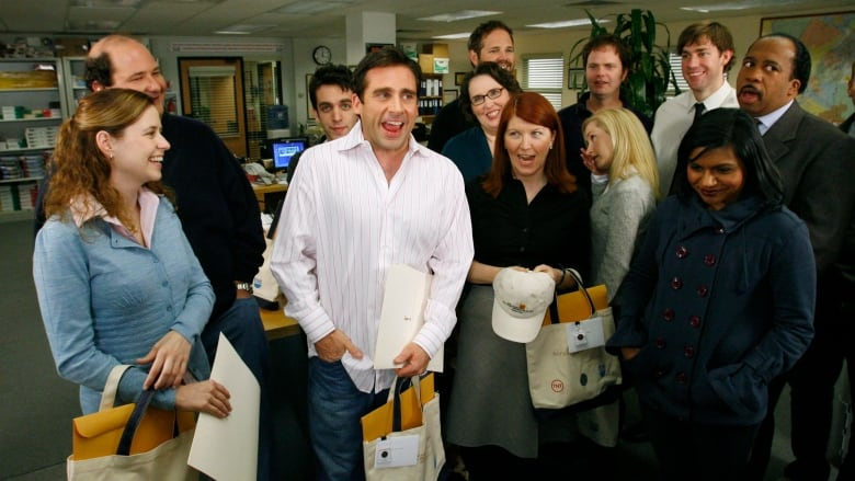 The Office to leave Netflix as streaming battles heat up