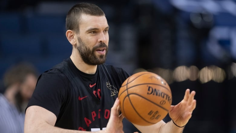 Raptors' Gasol exercises $25.6M option