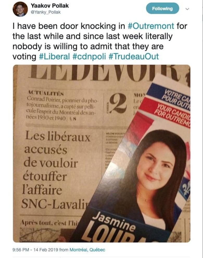Canadian news site The Post Millennial blurs line between