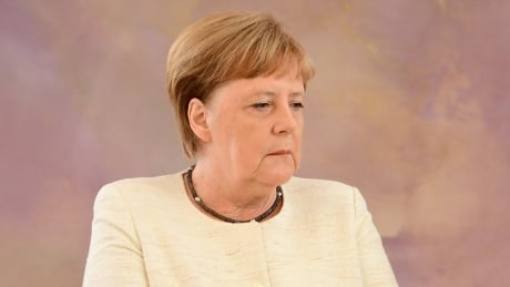 GERMANY GOVERNMENT ANGELA MERKEL