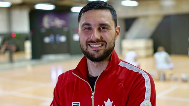 Joseph Polossifakis takes a second stab at Olympic glory