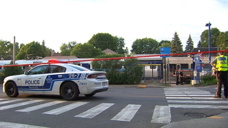 Woman, 71, in critical condition after being hit by train in Town of Mount Royal