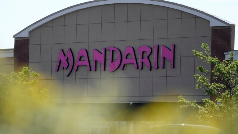 Mandarin's free Canada Day buffet for citizens panned as discrimination Social Sharing
